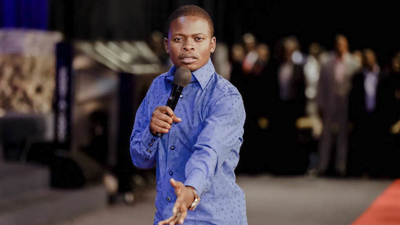 'I Am Raising Funds To Help Fight Covid-19', says Prophet Shepherd Bushiri  On Tithe Plea!
