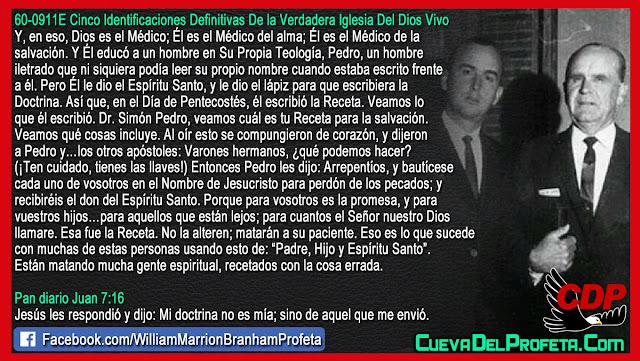 Él es el Médico del alma - William Branham en Español