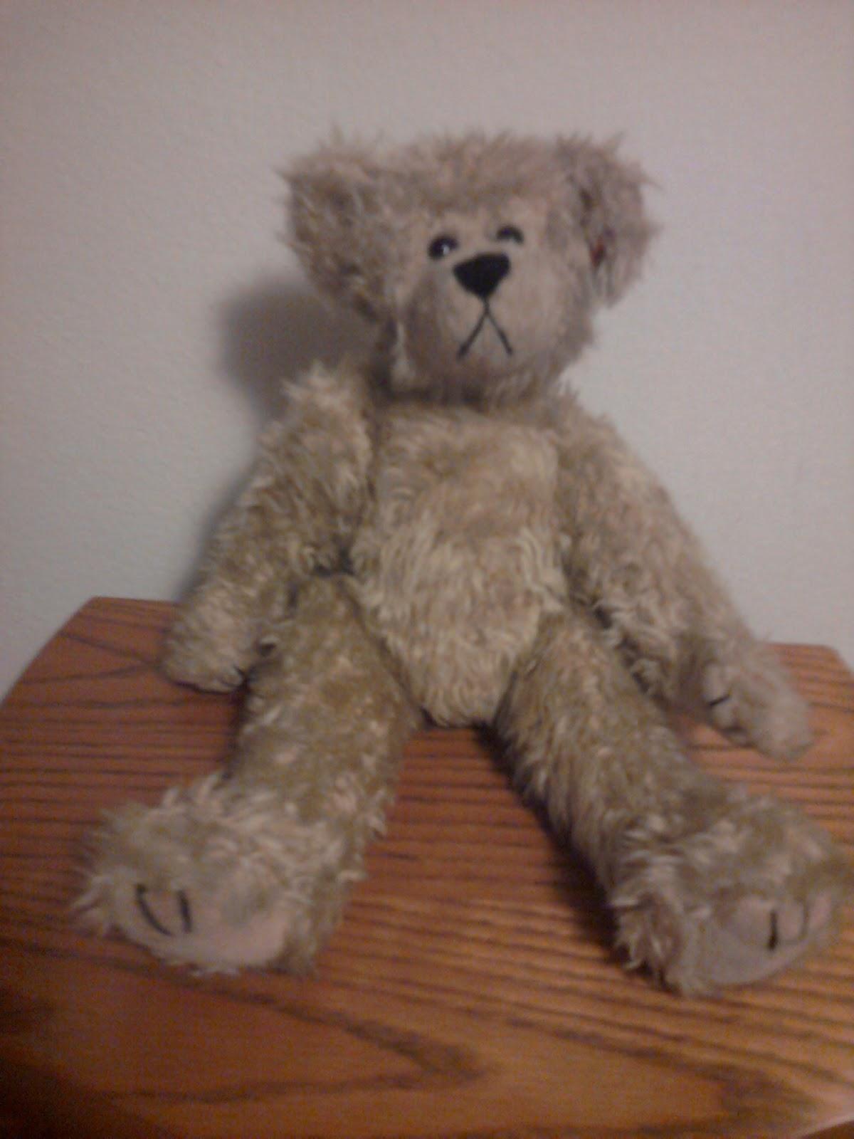 Grandmas Toys  Ty bear 1993 9ef087a38e6