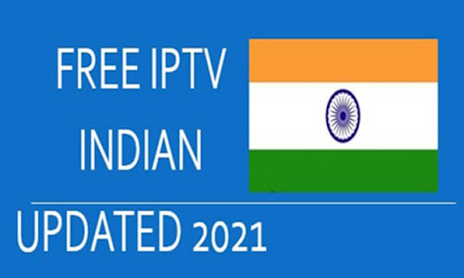 Indian channels IPTV M3U are renewed daily 2021