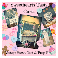 Sweethearts Tasty Carts