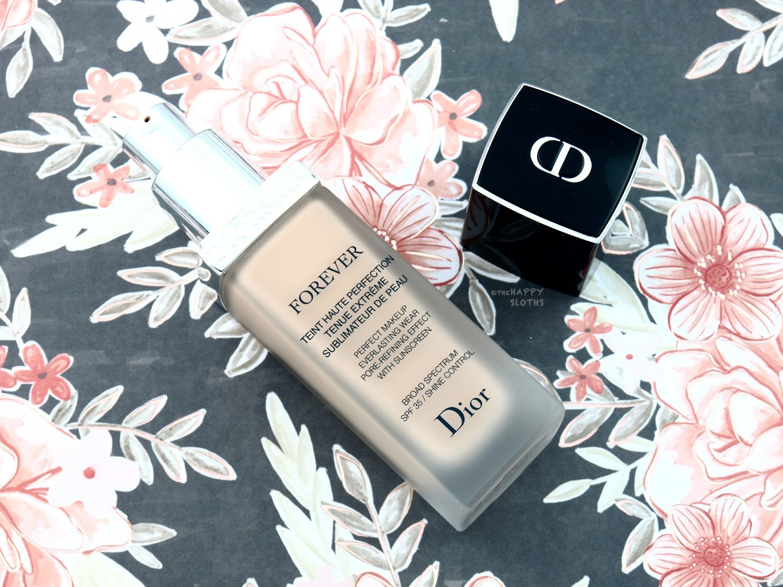 "Dior Diorskin Forever Perfect Foundation in ""014 Fair Almond"": Review and Swatches"