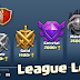 Best Leagues For Loot At TH8, TH9 And TH10