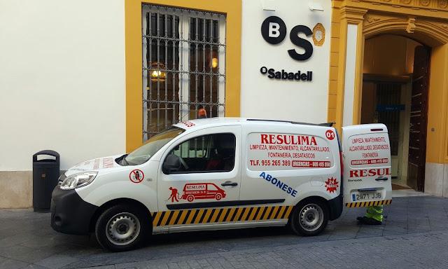 desatascos limpiezas 24 horas Sevilla