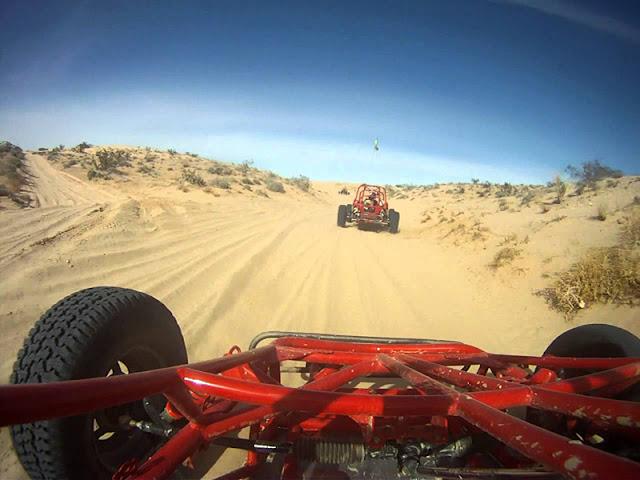 Dicas de Las Vegas: Como funciona os pacotes do Dune Buggies