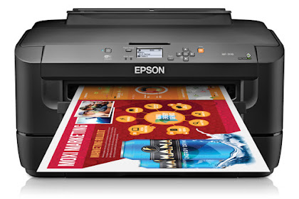 Download Epson WorkForce WF-7110 Drivers
