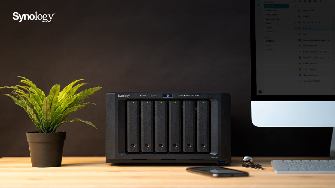 Mengenal Network Attached Storage (NAS) Synology