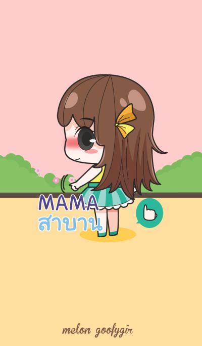 MAMA melon goofy girl_E V02 e