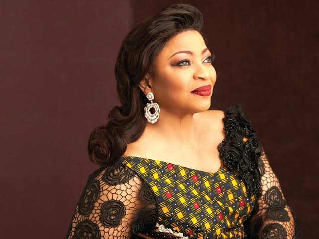 Folorunsho Alakija is the richest woman in Nigeria