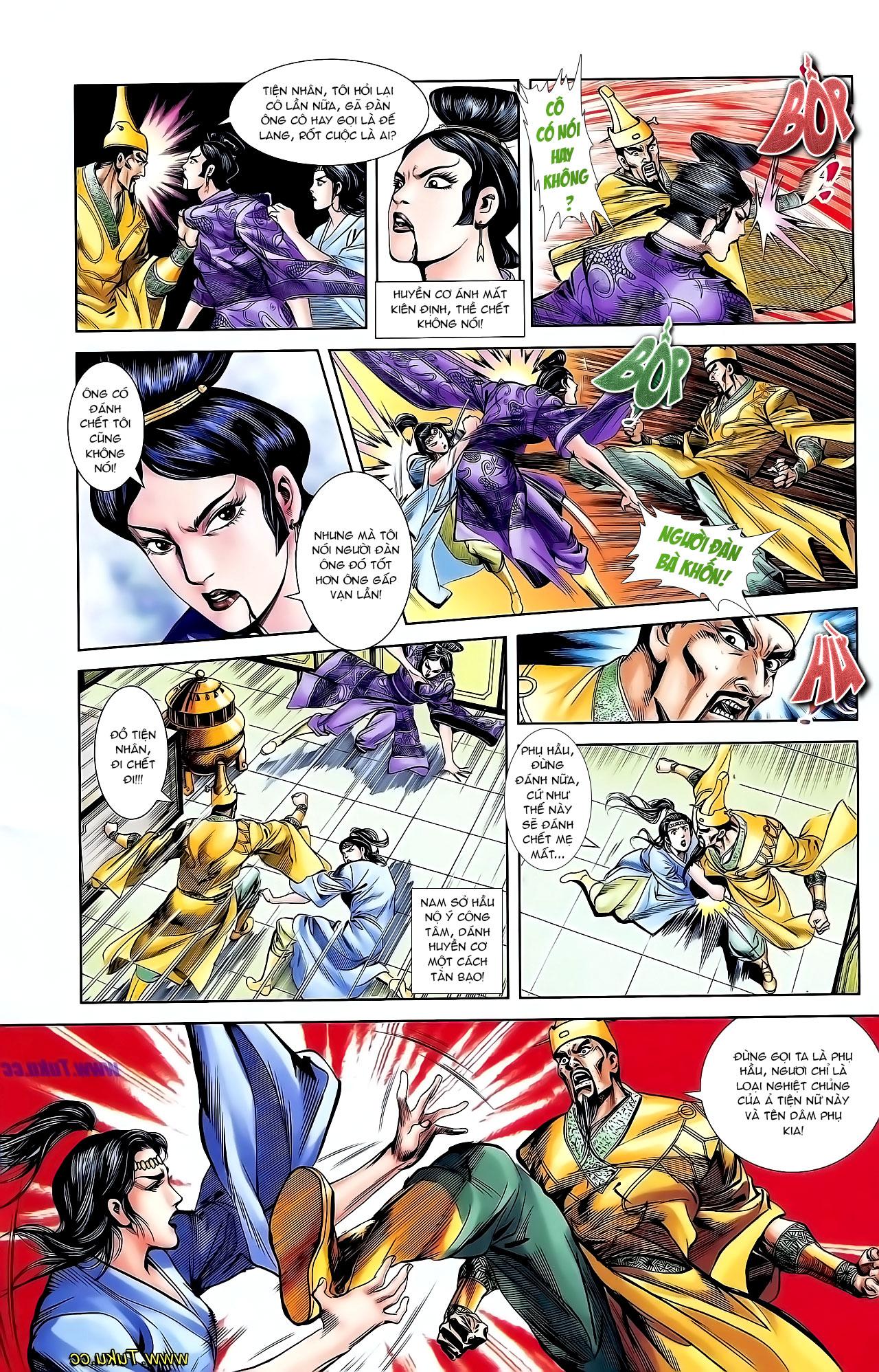 Cơ Phát Khai Chu Bản chapter 127 trang 15