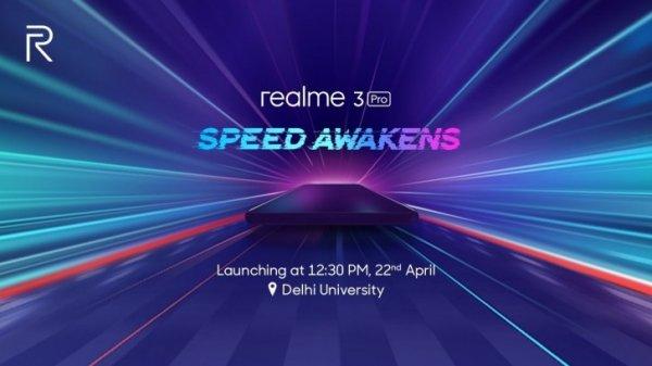 أوبو تؤكد موعد الإعلان عن هاتفها القادم Realme 3 Pro