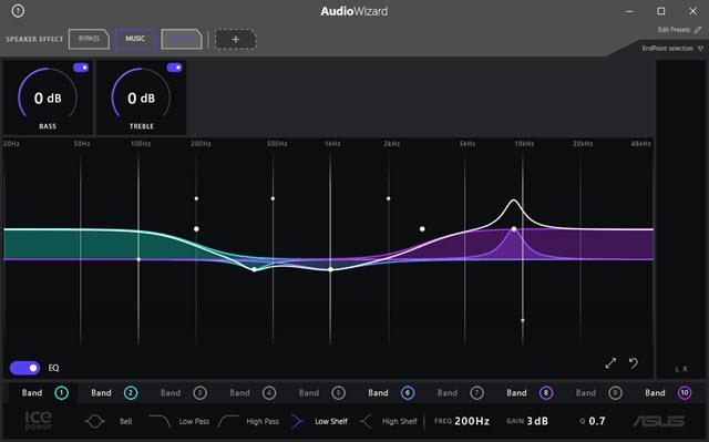 audio wizard app per asus