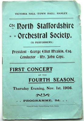 NSSO North Staffs Symphony Orchestra