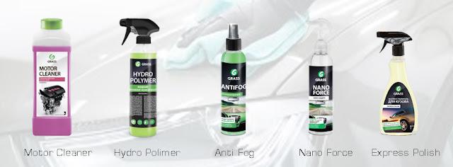 Produk Varian Shampoo Toucless