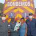 Bombeiros de Água Doce fazem parto na ambulância no caminho do hospital