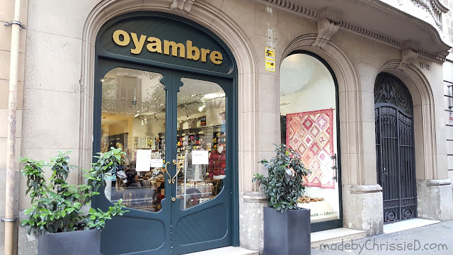 Exploring Barcelona, Spain - Oyambre by madebyChrissieD.com