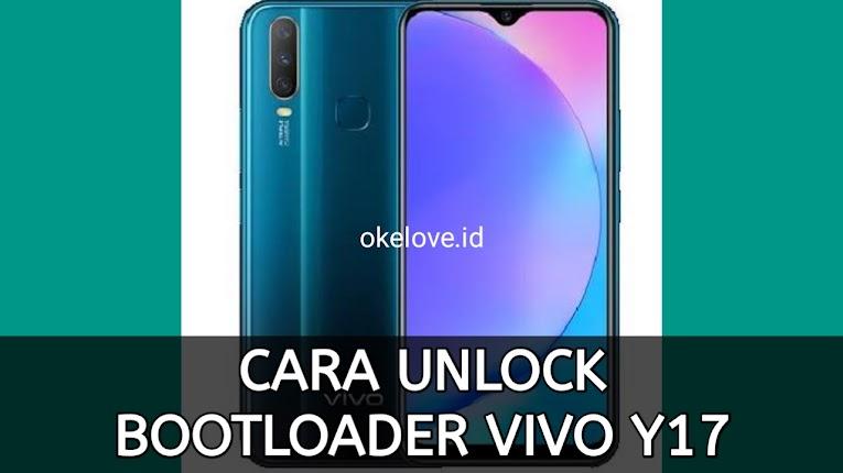 Cara Unlock Bootloader Vivo Y17