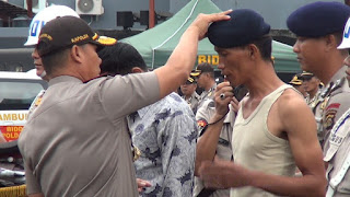 Kapolda Sumsel Pecat Anggotanya yang Jadi Bandar Narkoba