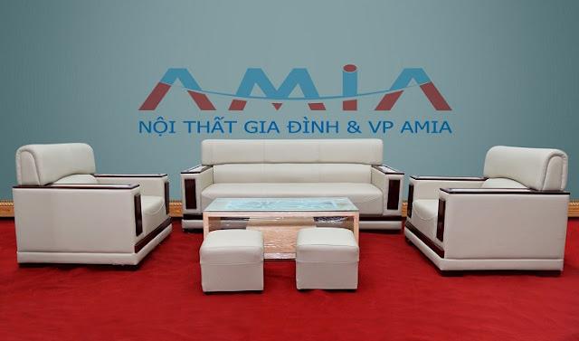 Mua bàn ghế sofa phòng giám đốc xin mời đến Nội thất AmiA?