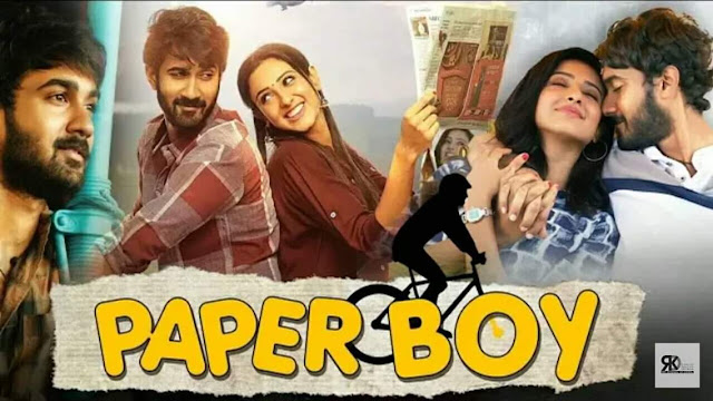 Paper Boy Hindi Dubbed Movie Download 720p HD Filmywap, HDmoviez
