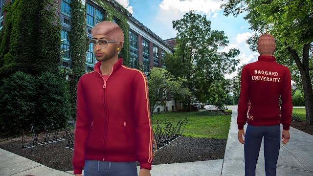Sims 4 Pinoy Stuff Pack Haggard University Jacket