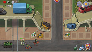 Download Zombie Town Defense v1.0.3 APK Android