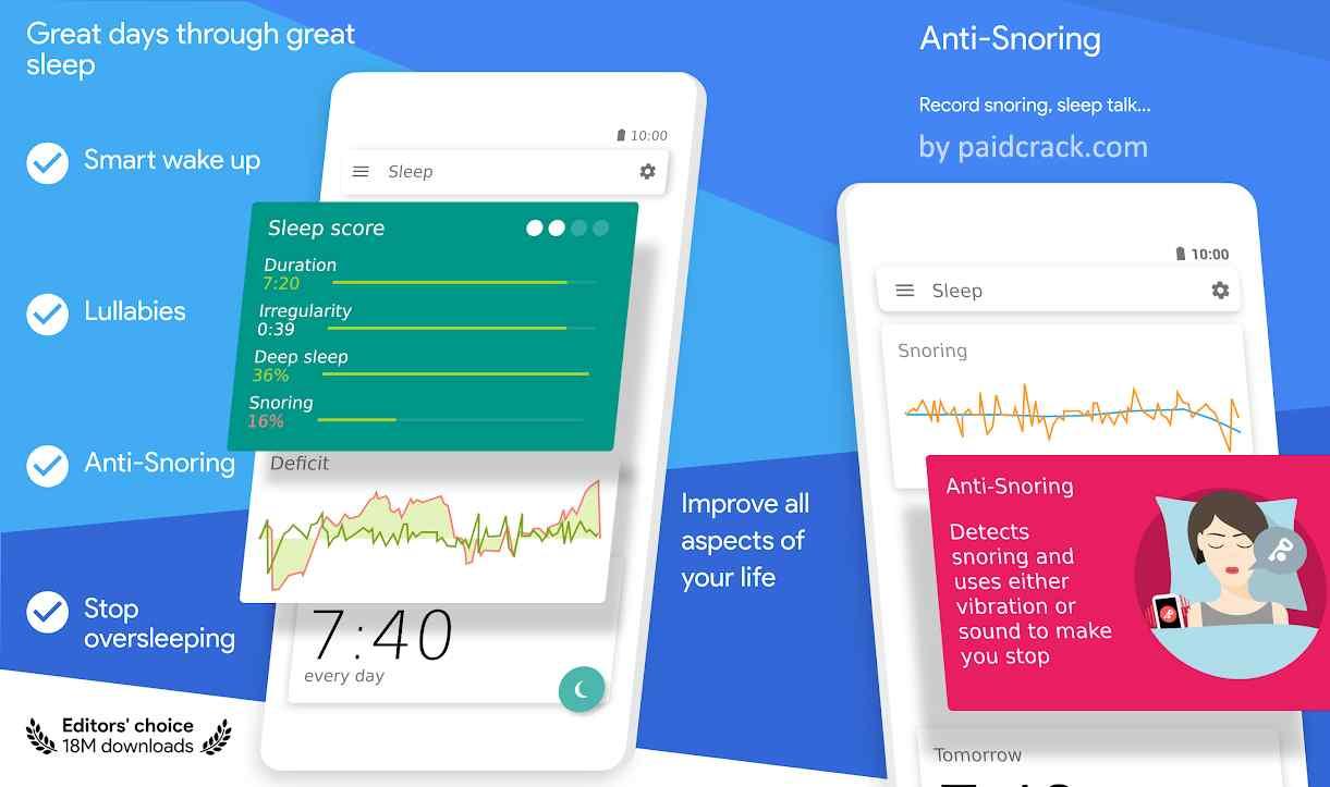 Sleep as Android Sleep cycle smart alarm Premium Mod Apk 22283