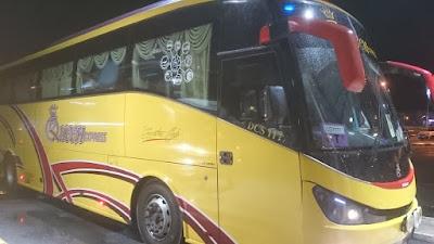 Bus Queen Express