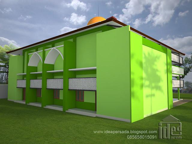 jasa desain arsitektur solo