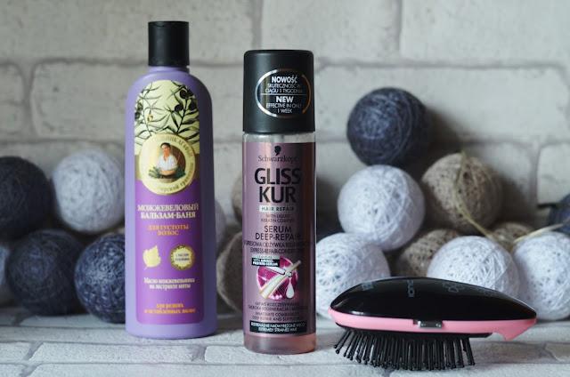 Piękna jesienią #5 - jesienna pielęgnacja włosów