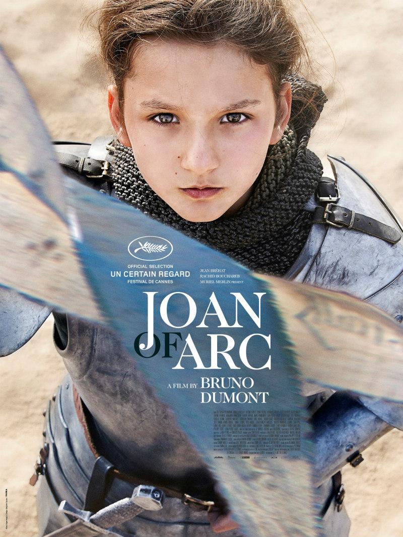 joan of arc bruno dumont poster