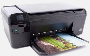 HP Photosmart C6380 printer Driver for windows 10, 8.1, 7