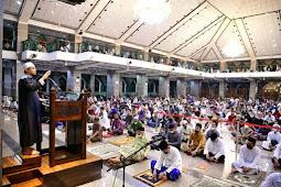 Andi Sudirman Sulaiman Ajak Warga Perbanyak Ibadah dengan Tarawih Sesuai Prokes