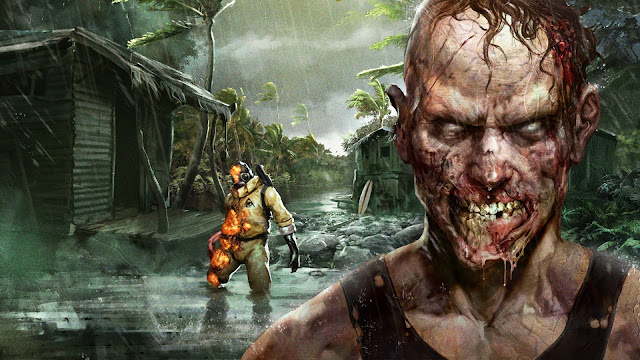 تحميل لعبة جزيرة الموتي dead island كاملة برابط مباشر ميديا فاير