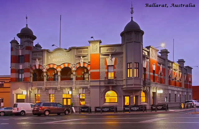 Beautiful City of Ballarat, Australia