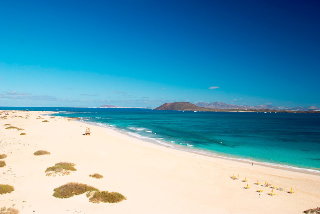 Picture of Corralejo´s Playas Grandes