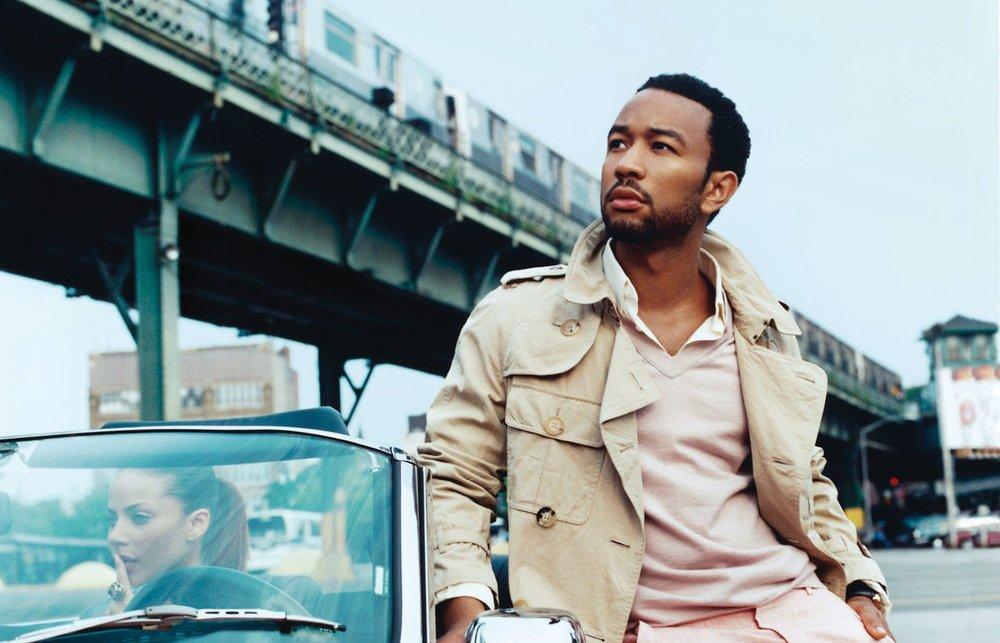 "Escucha ""Penthouse Floor"", nuevo tema de John Legend junto a Chance The Rapper"
