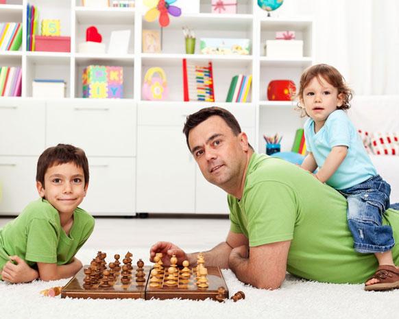 فوائد اللعب للأطفال وقيمته