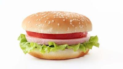 bisnis makanan ringan burger sederhana