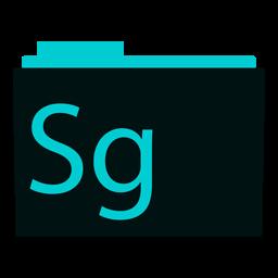 Adobe speedgrade folder icon