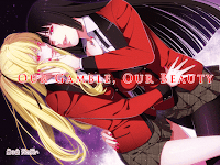 Manga Psychological Kakegurui Mengumumkan Adaptasi Animenya