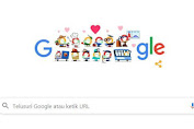 Thank You Coronavirus Helpers Become Google Doodle Indonesia Today April 18