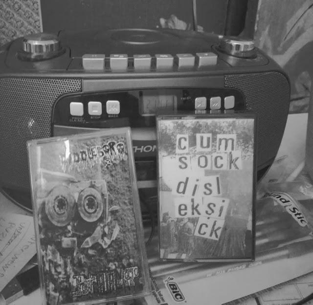 sickphoque records tape noisegrin