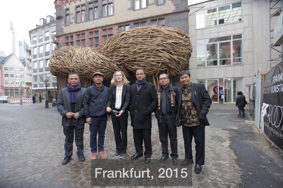 Tiga Penjelasan Klir Anies Soal Instalasi Bambu, Pendukung Ahok Sila Merapat