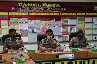 Polres Pelabuhan Makassar gelar Latihan Pra Operasi Patuh 2020