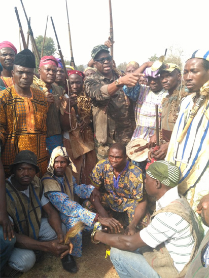 Fayose quickly takes action against Fulani herdsmen's killing