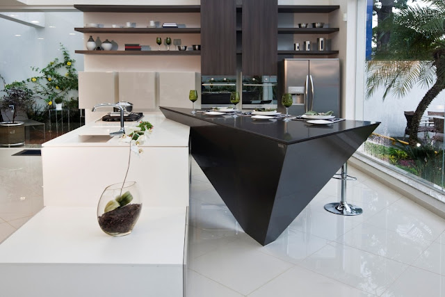 solid surface kitchen countertops with silestone