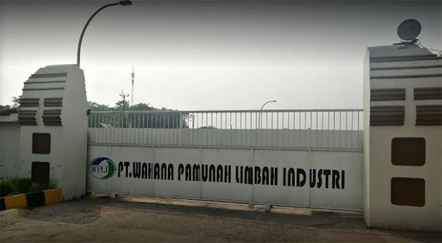 Lowongan Kerja Staff Mekanik PT. Wahana Pamunah Limbah Industri (WPLI) Serang