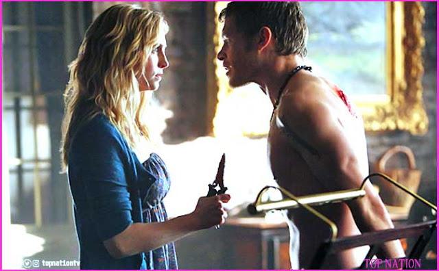 Caroline Can Yell At Klaus
