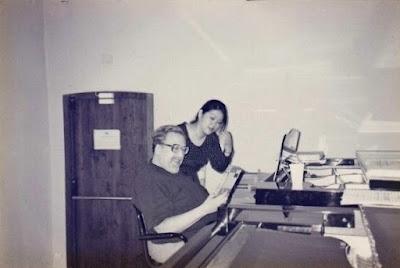 Sonya Bach with Lazar Berman